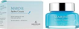 Perfumería y cosmética Crema facial hidratante con ceramidas - The Skin House Marine Active Cream