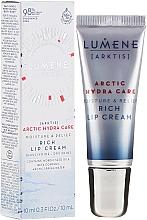 Perfumería y cosmética Bálsamo labial hidratante y calmante - Lumene Arctic Hydra Care [Arktis] Rich Lip Cream