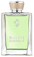 Perfumería y cosmética Ferrari Radiant Bergamot - Eau de toilette