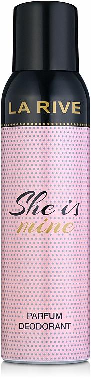 La Rive She Is Mine - Desodorante perfumado — imagen N1