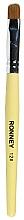 Perfumería y cosmética Pincel aplicador de gel, RN 00446 - Ronney Professional Gel Brush №12
