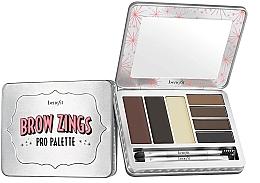 Perfumería y cosmética Paleta de modelado de cejas - Benefit Brow Zings Pro Palette