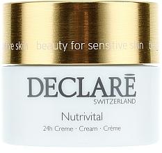 Mascarilla facial nutritiva con bisabolol y aceite de semilla de albaricoque - Declare Nutrivital 24 h Cream — imagen N2