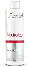 Perfumería y cosmética Neutralizador de ácido - Bielenda Professional Exfoliation Face Program Neutralizer