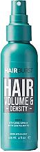 Perfumería y cosmética Spray para cabello voluminizador y densificador con manzana verde y menta - Hairburst Men's Volume & Density Styling Spray