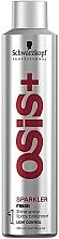 Spray abrillantador de cabello - Schwarzkopf Professional Osis+ Sparkler Shine Spray — imagen N2