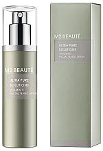 Perfumería y cosmética Spray facial con vitamina C - M2Beaute Ultra Pure Solutions Vitamin C Facial Nano