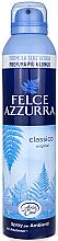 Perfumería y cosmética Ambientador, clásico original - Felce Azzurra Classic Talc Spray
