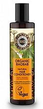 Perfumería y cosmética Acondicionador de cabello bio orgánico con extracto de baobab - Planeta Organica Organic Baobab Natural Hair Conditioner