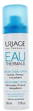 Agua termal de Uriage - Uriage Eau Thermale Brume D'eau SPF30