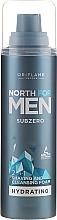 Perfumería y cosmética Espuma de afeitado y limpieza 2 en 1 - Oriflame Subzero North For Men Shaving Foam