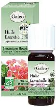 Perfumería y cosmética Bio aceite esencial de geranio bourbon 100% - Galeo Organic Essential Oil Geranium Bourbon