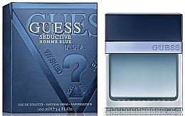 Perfumería y cosmética Guess Seductive Homme Blue - Eau de toilette