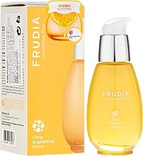 Perfumería y cosmética Sérum facial con extracto de tangerina - Frudia Brightening Citrus Serum