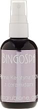 Perfumería y cosmética Queratina para cabello con ceramidas - BingoSpa 100% Pure Liquid Keratin with Ceramides