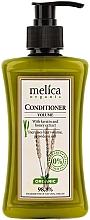 Perfumería y cosmética Acondicionador volumizador orgánico con queratina y extracto de miel - Melica Organic Volume Conditioner