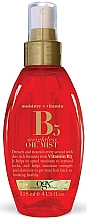 Perfumería y cosmética Aceite para cabello con vitamina B5 - OGX Organix Moisture Vitamin B5 Weightless Oil Mist