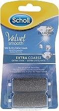 Perfumería y cosmética Cabezales de repuesto para lima eléctirca de pedicura, 2uds. - Scholl Velvet Smooth Wet&Dry Diamond Crysta