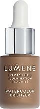 Perfumería y cosmética Bronceador líquido hidratante - Lumene Invisible Illumination