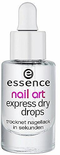 Gotas de secado rápido para esmalte de uñas - Essence Circus Circus Nail Art Express Dry Drops