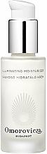 Perfumería y cosmética Crema facial hidratante con aceite de ciruela - Omorovicza Illuminating Moisturiser
