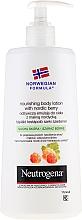 Perfumería y cosmética Loción corporal perfumada - Neutrogena Nourishing Body Lotion With Nordic Berry Normal To Dry Skin