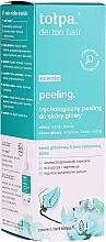Perfumería y cosmética Peeling para cuero cabelludo con extracto de aloe vera y pantenol - Tolpa Dermo Hair Peeling