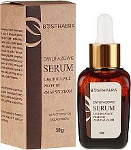 Perfumería y cosmética Sérum facial bifásico fortificante con jugo de aloe vera - Bosphaera