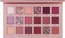 Perfumería y cosmética Paleta de sombras de ojos - Huda Beauty The New Nude Eye Shadow Palette