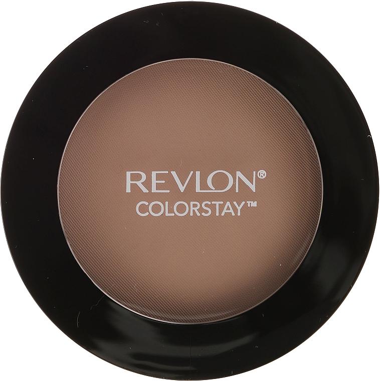 Polvo compacto de larga duración, acabado uniforme - Revlon Colorstay Finishing Pressed Powder