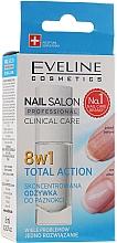 Perfumería y cosmética Fortalecedor de uñas 8en1 - Eveline Cosmetics Nail Salon Clinical Care 8 in 1
