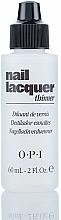 Perfumería y cosmética Diluyente de esmalte de uñas - O.P.I Nail Lacquer Thinner