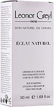 Perfumería y cosmética Crema capilar moldeadora con aceite de jojoba, sin aclarado - Leonor Greyl Eclat Naturel