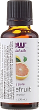 Perfumería y cosmética Aceite esencial de pomelo 100% puro - Now Foods Grapefruit Essential Oils