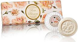 Perfumería y cosmética Set jabón artesanal con aroma a flor de rosa - Saponificio Artigianale Fiorentino Rose Blossom Soap