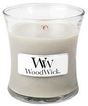 Perfumería y cosmética Vela perfumada con aroma floral - WoodWick Warm Wool Candle