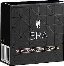 Perfumería y cosmética Polvo suelto de maquillaje iluminador - Ibra Glow Transparent Powder (3)