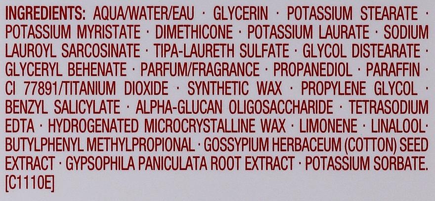 Espuma limpiadora con semilla de algodón - Clarins Gentle Foaming Cleanser with Cottonseed — imagen N3