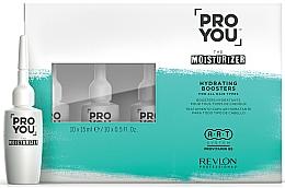 Perfumería y cosmética Tratamiento capilar hidratante con provitamian B5 - Revlon Proyou The Moisturizer Booster