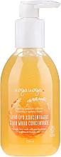 Perfumería y cosmética Gel-crema limpiador facial con aceite de naranja dulce - Uoga Uoga Good Mood Concentrate Natural Face Wash