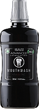 Perfumería y cosmética Enjuague bucal con carbón activo - Beauty Formulas Advanced Charcoal Mouthwash
