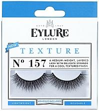 Perfumería y cosmética Pestañas postizas con pegamento incluido - Eylure Pre-Glued Texture №157