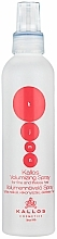 Perfumería y cosmética Spray para volumen con proteína de leche hidrolizada - Kallos Cosmetics Volumizing Spray