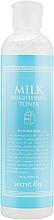 Perfumería y cosmética Tónico iluminador facial con extracto de proteínas de leche - Secret Key Snail Milk Brightening Toner