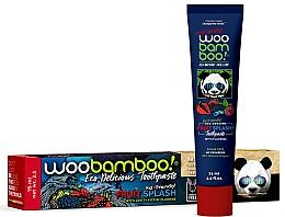 Perfumería y cosmética Pasta dental infantil con fluoruro - Woobamboo Fruit Splash Toothpaste With Fluoride