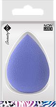 Perfumería y cosmética Esponja de maquillaje sin látex, lila - Beauty Look