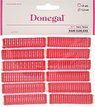 Perfumería y cosmética Rulos de velcro, 13 mm, 12 uds. - Donegal Hair Curlers