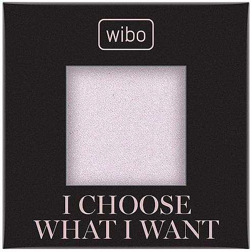 Recarga de iluminador en polvo - Wibo I Choose What I Want Shimmer
