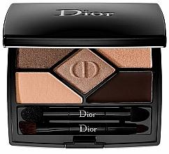 Perfumería y cosmética Paleta de sombras de ojos - Dior Designer 5-Colour Palettes