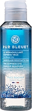 Perfumería y cosmética Desmaquillante de ojos resistente al agua con extracto de aciano - Yves Rocher Pur Bleuet The Express Eye Make Up Remover